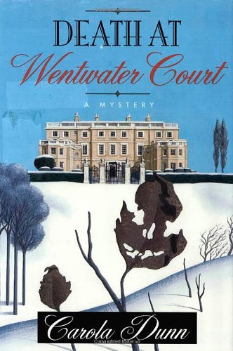 9780312110307: Death at Wentwater Court (Daisy Dalrymple Mysteries, No. 1)