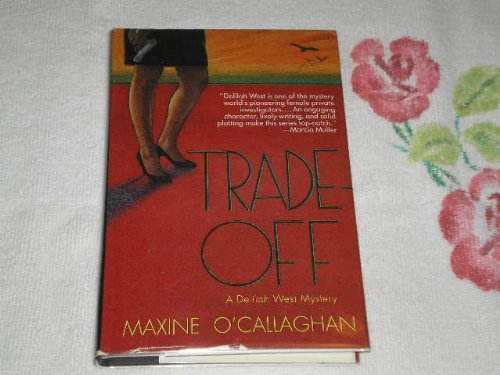 9780312110819: Trade-Off: A Delilah West Mystery