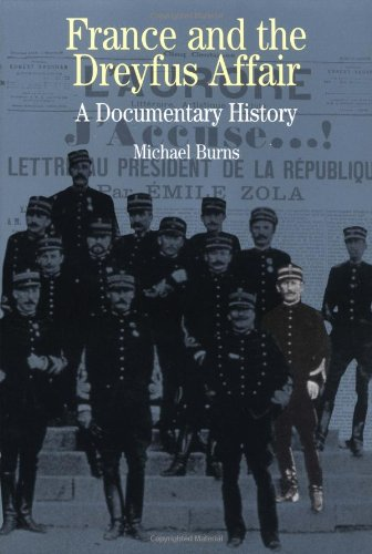 9780312111670: France and the Dreyfus Affair: A Brief Documentary History (Bedford Series in History & Culture)