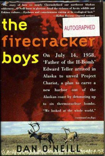 9780312111830: The Firecracker Boys