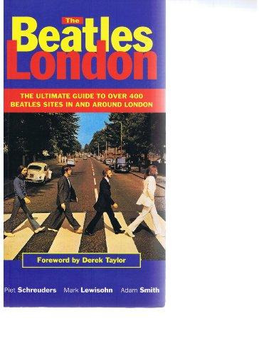 9780312111847: The Beatles' London