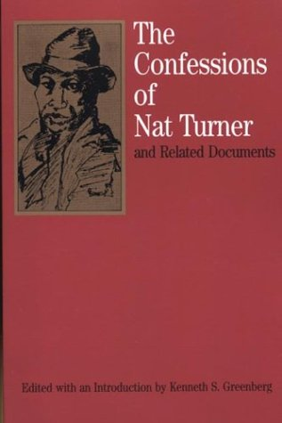 9780312112073: The Confessions of Nat Turner: and Related Documents (Bedford Series in History & Culture)