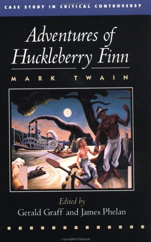 9780312112257: Adventures of Huckleberry Finn: A Case Study in Critical Controversy (Case Studies in Contemporary Criticism)