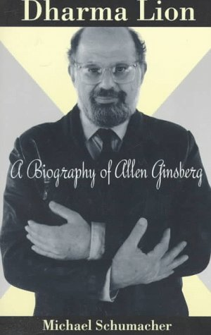 9780312112639: Dharma Lion: A Biography of Allen Ginsberg