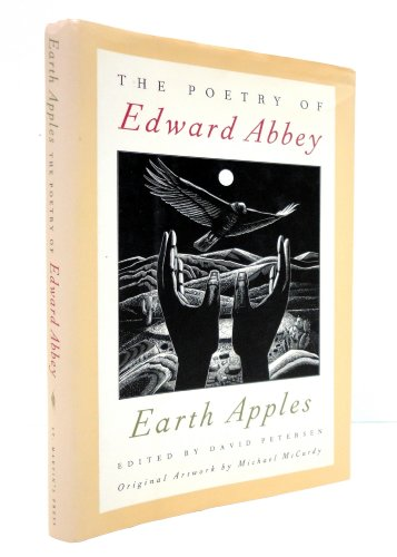 9780312112653: Earth Apples (Pommes De Terre : The Poetry of Edward Abbey)