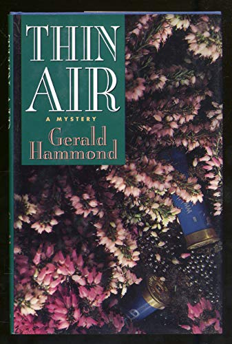 Thin Air (0312113390) by Gerald Hammond