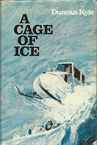 9780312113759: A Cage of Ice