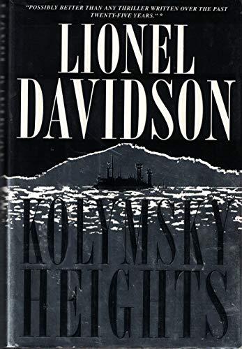 Kolymsky Heights: LIONEL DAVIDSON
