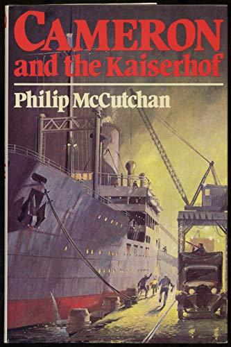 9780312114435: Cameron and the Kaiserhof