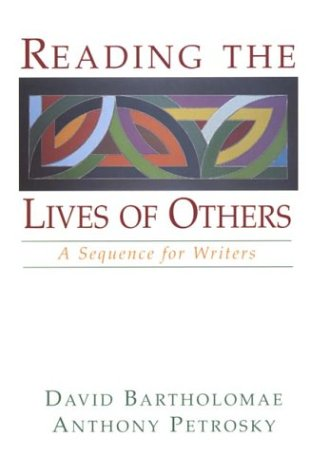 9780312115111: Reading the Lives of Others: A Sequence for Writers