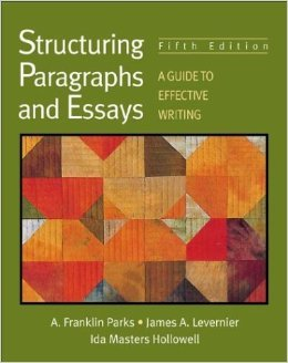 9780312115135: Structuring Paragraphs: A Guide to Effective Writing