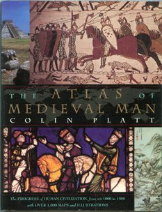 9780312115494: The Atlas of Medieval Man