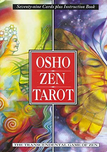 9780312117337: Osho Zen Tarot: The Transcendental Game of Zen: 79 Cards Plus Instruction Book