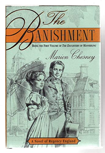 9780312117498: The Banishment (Daughters of Mannerling, Book 1)