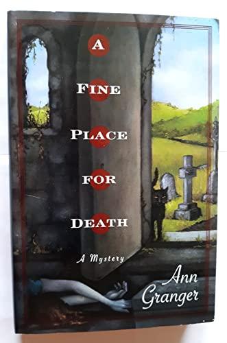 A Fine Place for Death: Granger, Ann