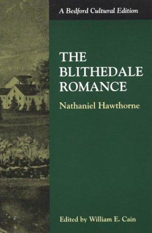 9780312118037: Blithedale Romance