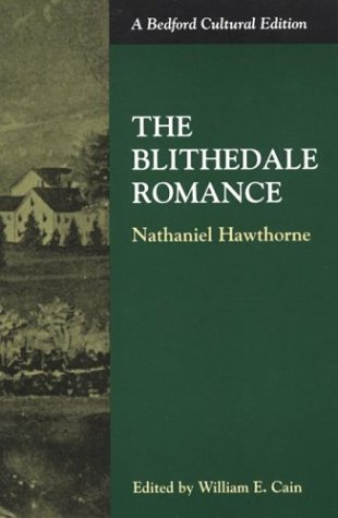 9780312118037: The Blithedale Romance (Bedford Cultural Editions)
