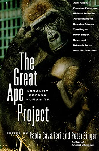 9780312118181: The Great Ape Project: Equality Beyond Humanity