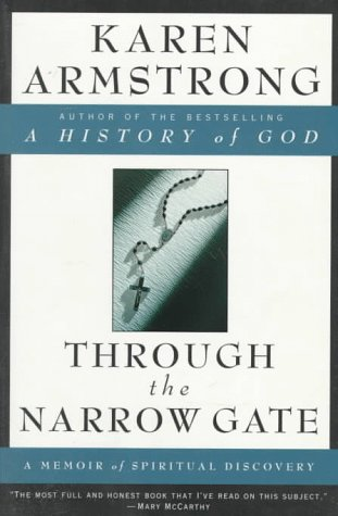 9780312119034: Through the Narrow Gate: A Memoir of Spiritual Discovery