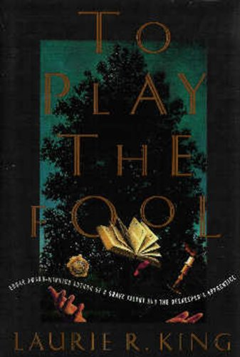 To Play the Fool (signed).: King, Laurie R.