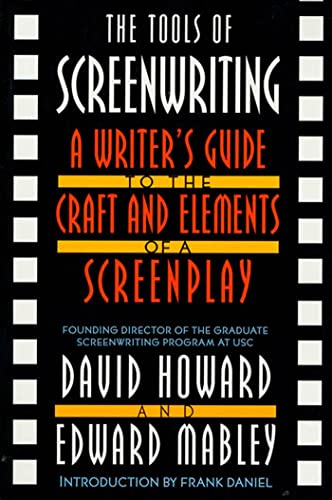 9780312119089: The Tools Of Screenwriting