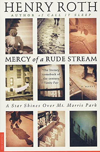 Mercy of a Rude Stream: A Star: Henry Roth