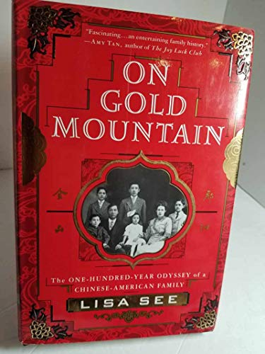 ON GOLD MOUNTAIN. (Dust jacket title -