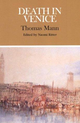 Death in Venice: Thomas Mann; Naomi Ritter; David Luke