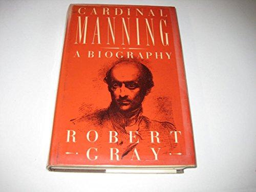 9780312120320: Cardinal Manning: A biography