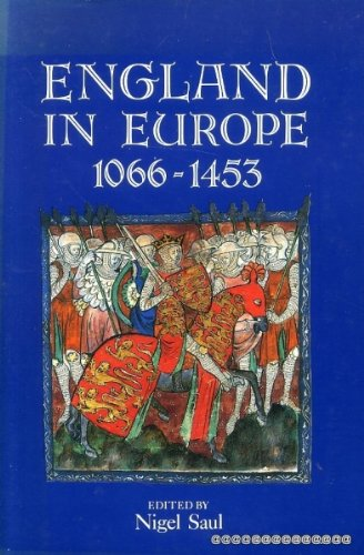 9780312121556: England in Europe 1066-1453