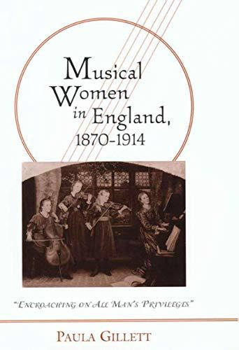 9780312121563: Musical Women in England, 1870-1914: