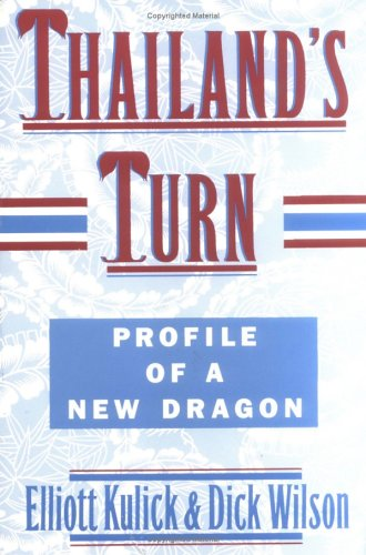 9780312121884: Thailand's Turn: Profile of a New Dragon (Thialand's Turn)