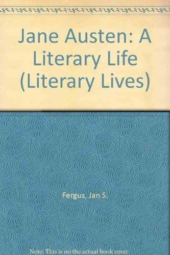 9780312121907: Jane Austen: A Literary Life (Literary Lives)