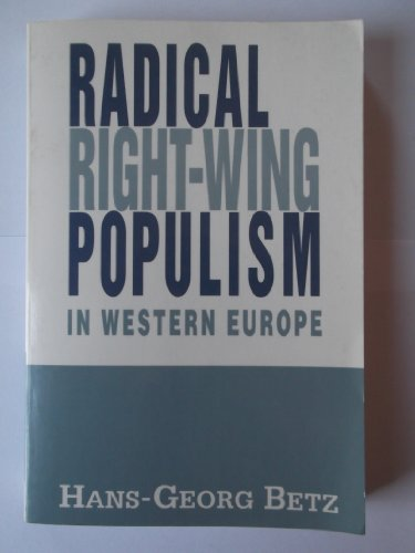 9780312121952: Radical Right-Wing Populism in Western Europe