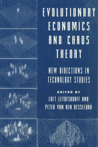 Evolutionary Economics and Chaos Theory: New Directions in Technology Studies.: LEYDESDORFF, Loet ...