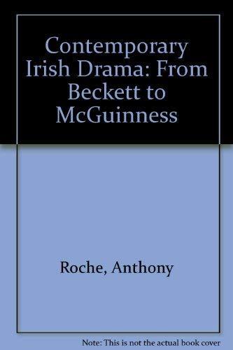 9780312123253: Contemporary Irish Drama: From Beckett to McGuinness