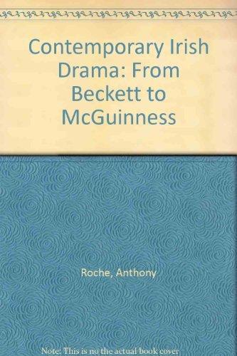 9780312123260: Contemporary Irish Drama: From Beckett to McGuinness