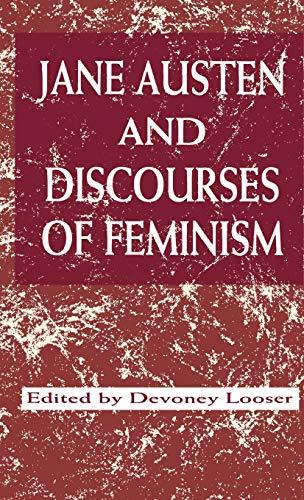 9780312123673: Jane Austen and Discourses of Feminism