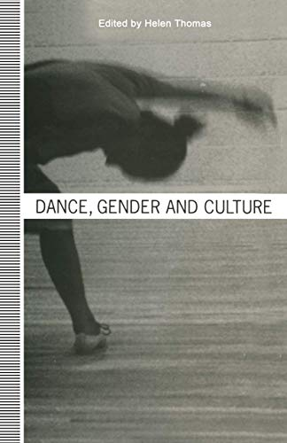 9780312124854: Dance, Gender and Culture