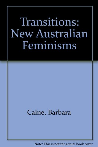 9780312125479: Transitions: New Australian Feminisms