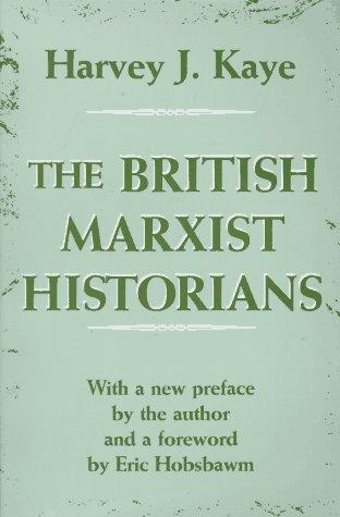9780312126681: The British Marxist Historians