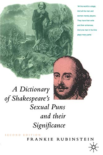 9780312126773: A Dictionary of Shakespeare's Sexual Puns and Their Significance