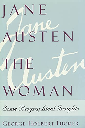 9780312126889: Jane Austen the Woman: Some Biographical Insights