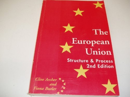 9780312127695: The European Union: Structure & Process