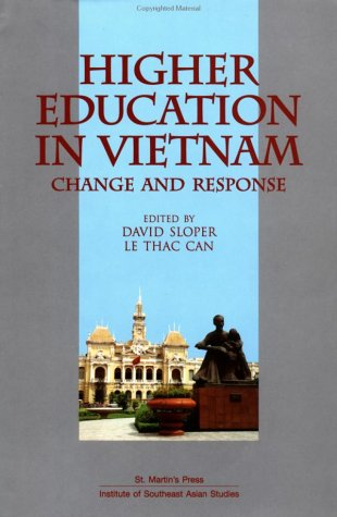 9780312127893: Higher Education in Vietnam: Change and Response