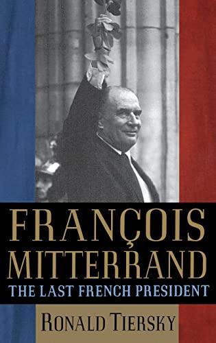 9780312129088: François Mitterrand