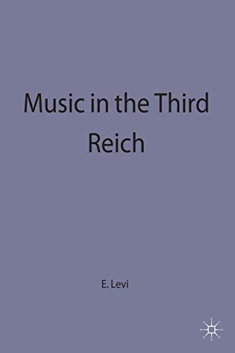 9780312129484: Music in the Third Reich