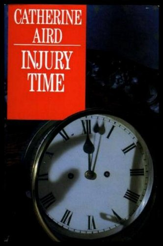 Injury Time (SCARCE AMERICAN HARDBACK FIRST EDITION, FIRST PRINTING SIGNED BY THE AUTHOR)
