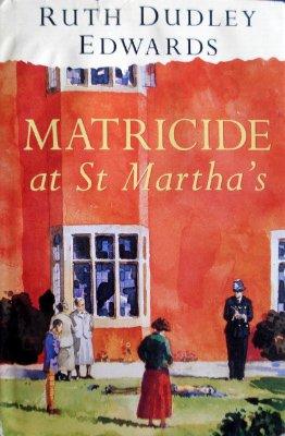 9780312131227: Matricide at st Martha's