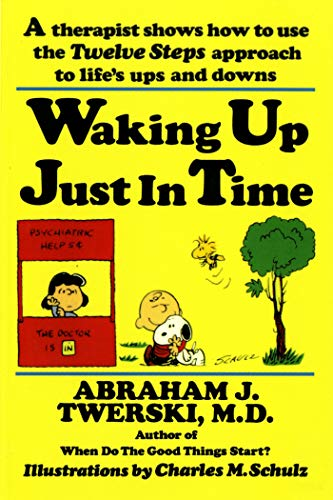 9780312132071: Waking Up Just in Time: A Therapist Shows How to Use the
